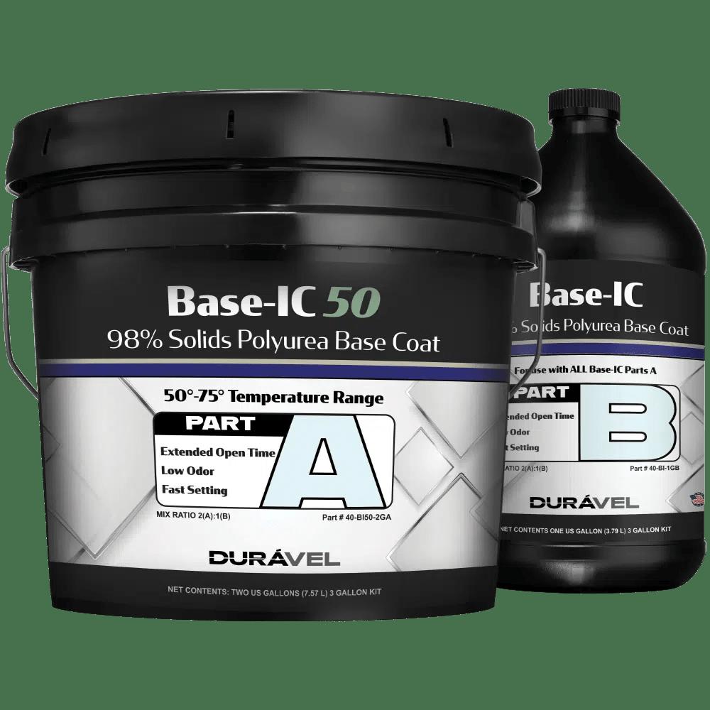 Base-IC 98% Solids Polyurea Base Coat