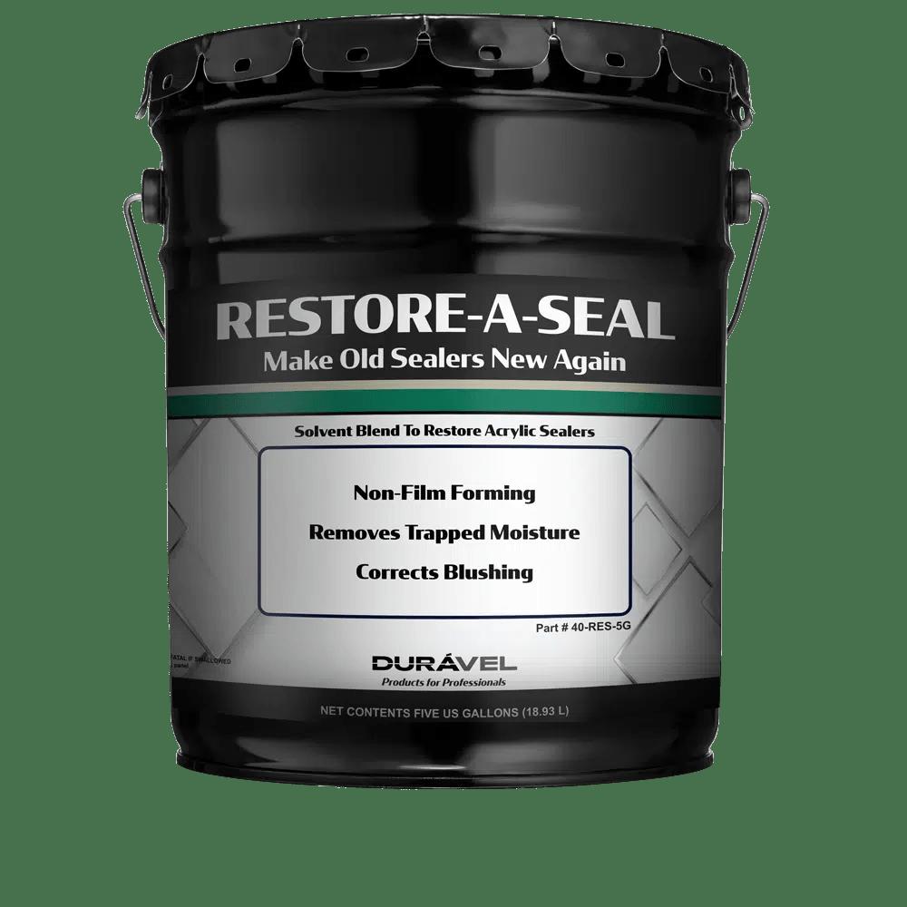 Restore-a-Seal Concrete Acrylic concrete Sealer Renew