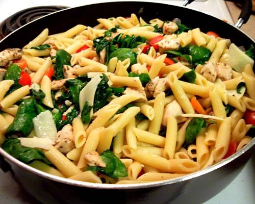 Chicken-and-Pasta-Florentine-Casserole-Durban-Halaal-Meats