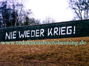 Deutschland-Bergisches-Land-Waldbröl-Krieg