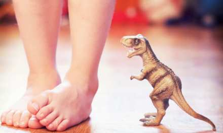 A Psychological Explanation for Kids' Love of Dinosaurs