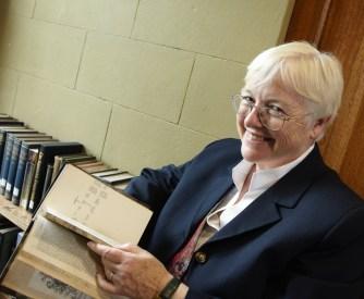Professor Faith Wallis, McGill. History of Science