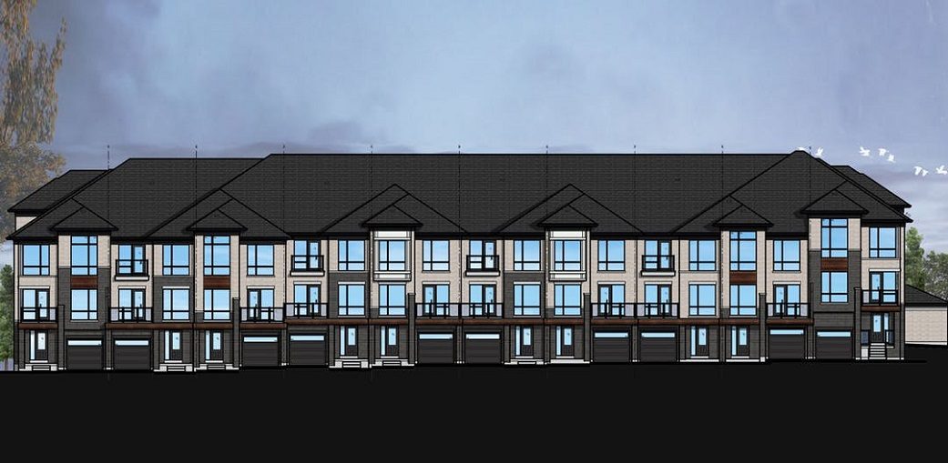 Firmland plans to build new townhouses in Ajax
