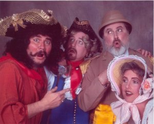 Pirates of Penzance 1999
