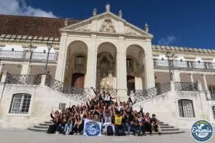 Salamanca Erasmus Trips take on Coimbra