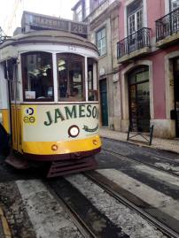 Get the tram to avoid the hills!
