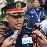 DELA ROSA AS PNP CHIEF LIKE WINNING MISS UNIVERSE TITLE