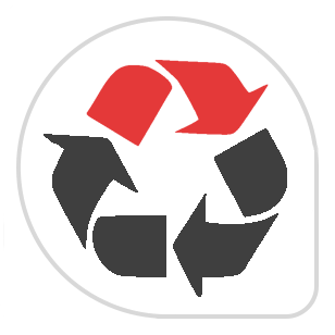 Picto recyclage Durieux Fermetures