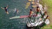 Durius Aquae: El trampolín de Cacabelos