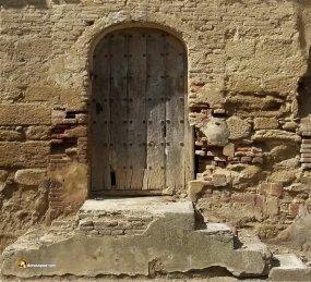 La puerta... ya no abre