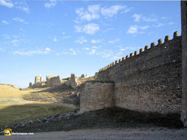 Durius Aquae: muralla de Fuentidueña
