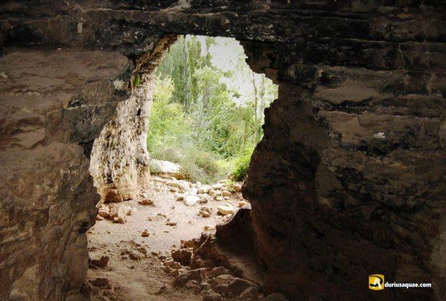Durius Aquae: cueva del Cura