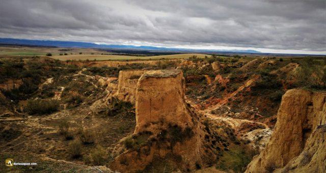 Durius Aquae: Carbonero y sus cerros descarnados