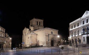 Soria: iglesia de San Juan de Rabaneda