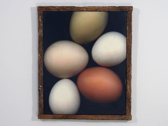 One Brown Egg