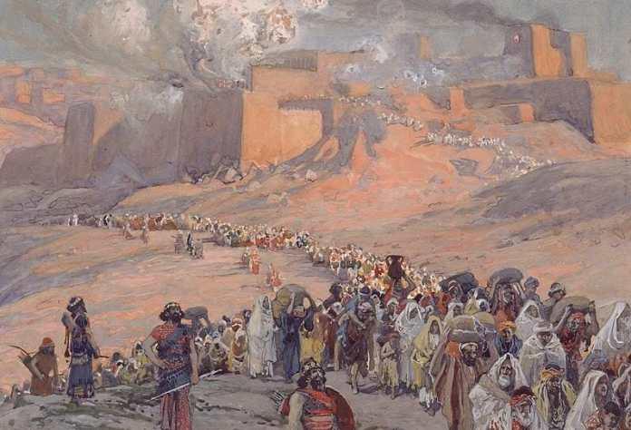 ইহুদি জাতির ইতিহাস
