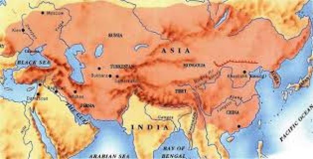 চেঙ্গিস-খান-সাম্রাজ্য