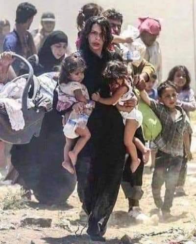 আফগান নারী