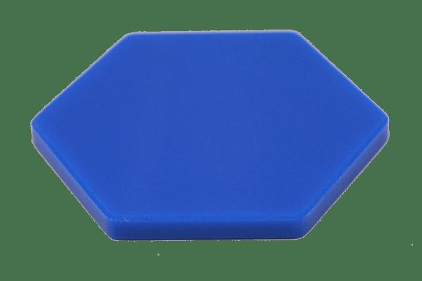 UHMW Colored Virgin Royal Blue