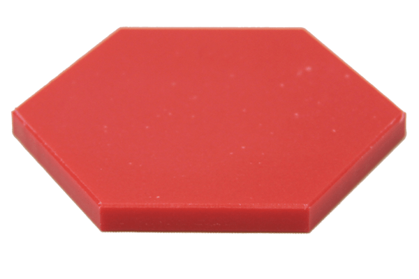 UHMW Enhanced Red HT