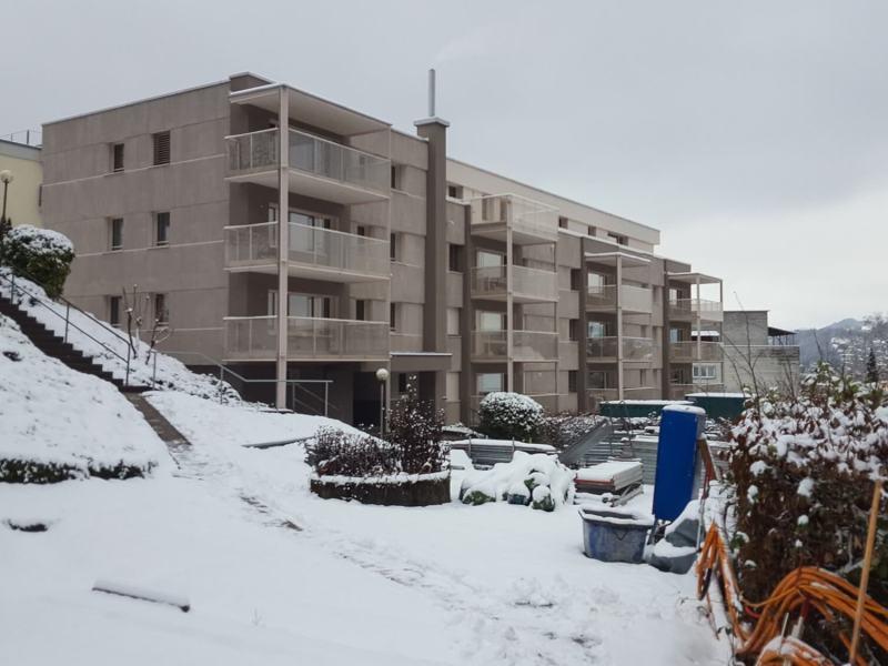 MFH Hirtenhofstrasse Luzern