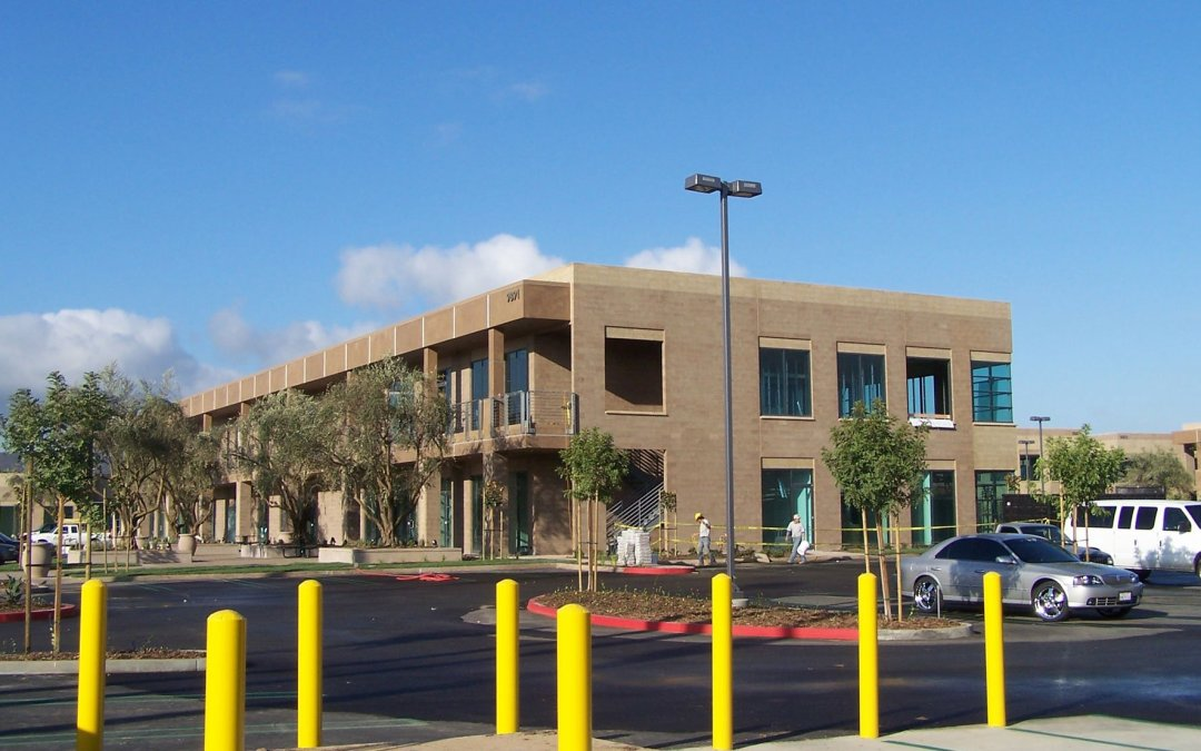 Commercial office Space Campus