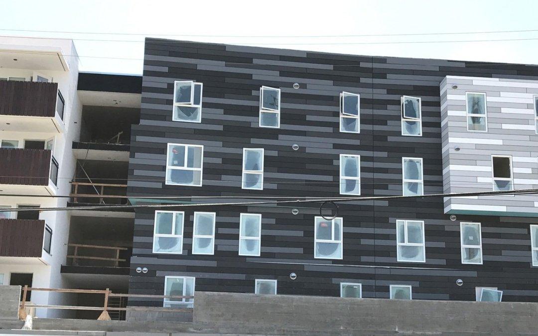 Sylmar Apartments Rain Screen Cladding