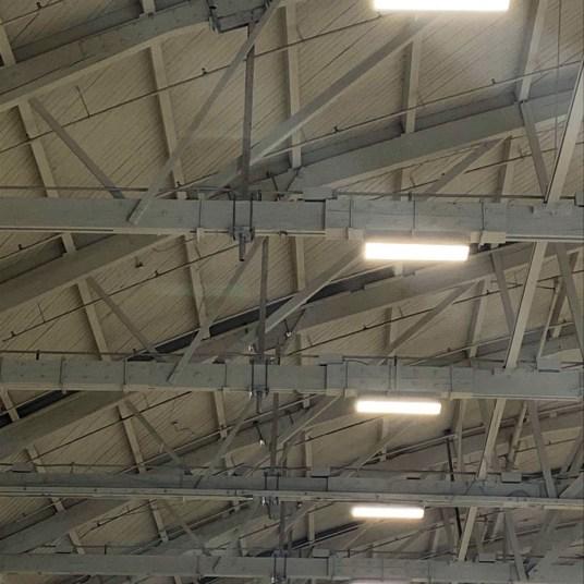 Roof Truss Fall Arrest System