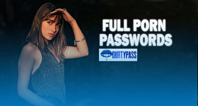 Free Pornsite Passwords & Pornportal Accounts