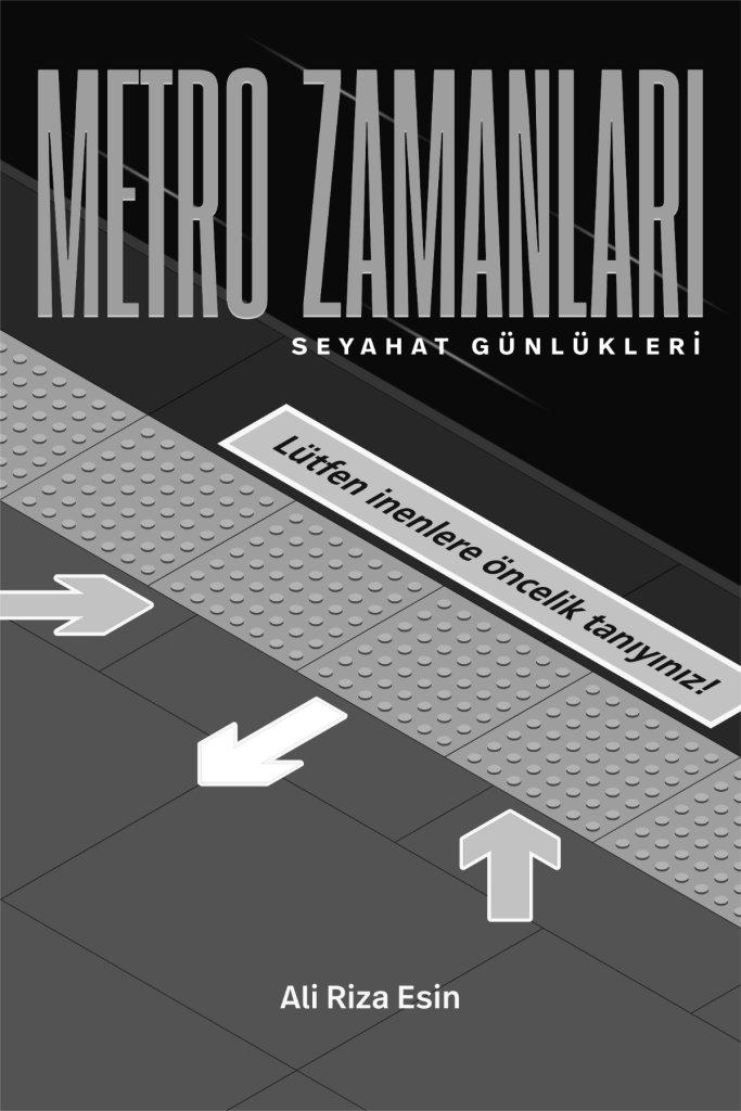 Metro Zamanları kapak