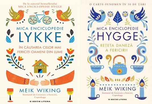 Mica Enciclopedie Lykke si Mica Enciclopedie Hygge - Recenzie