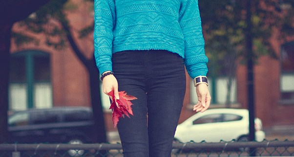 My Fall Wardrobe Essentials: Vintage Sweaters (Part 1/3)