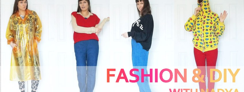 New Post On My Vlog: Four Fall Outfits With Thrifted Clothes I Got for $10 or Less