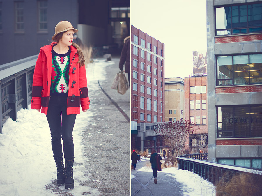 fashion-style-walking-red-coat-vintage-hat-jeffrey-campbell-boots-skinni-jeans--giorgio-armani-Feb-01-2015-01