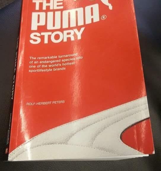The Puma Story 起死回生的運動品牌