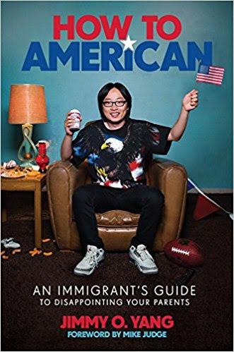 How to American 亞洲底迪融入美國文化的故事