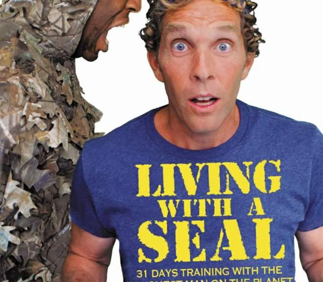 Living with a Seal 特種部隊教練給企業家的特訓