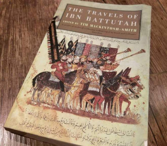 The Travels of Ibn Battutah 阿拉伯版的馬可波羅