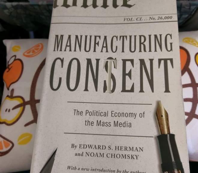 Manufacturing consent 當新聞成為製造業