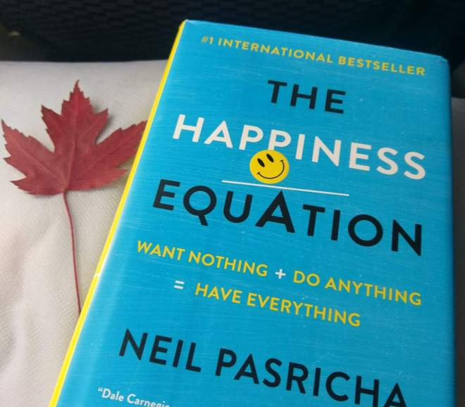 The happiness equation 快樂方程式