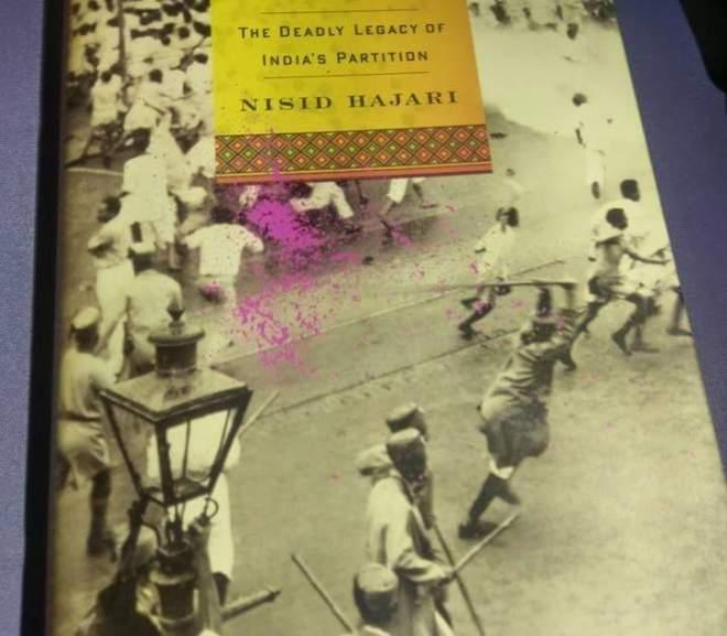 Midnight's furys 印度和巴基斯坦的分裂史