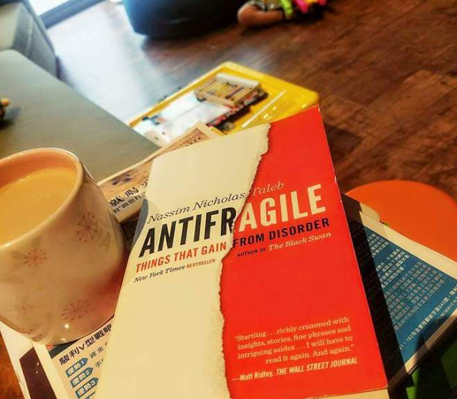Antifragile 反脆弱