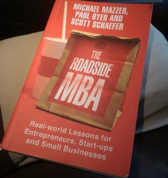 Roadside MBA 學習馬路英雄的智慧