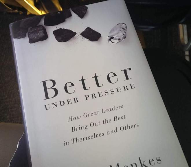 Better Under Pressure 壓力帶出潛力
