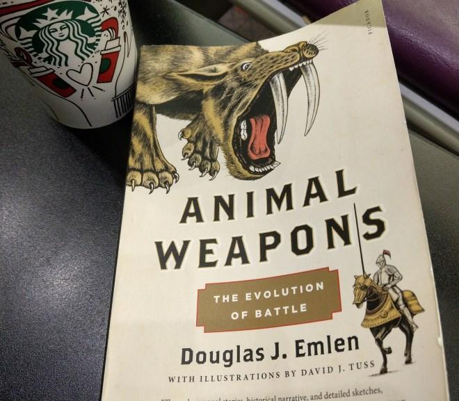 Animal Weapons 動物武器