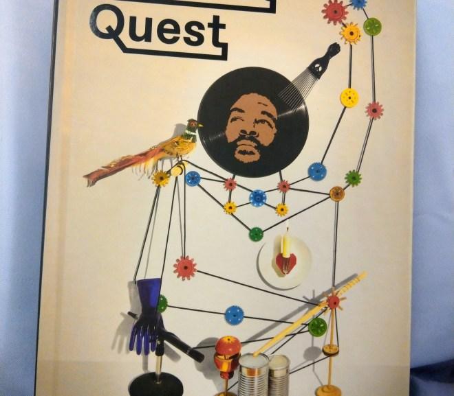 Creative Quest by Questlove 知名DJ尋找創作的紀律