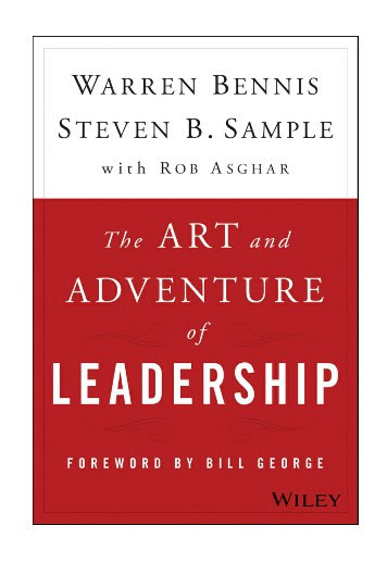 The Art and Adventure of Leadership 領導的藝術與冒險