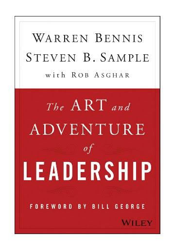 The Art and Adventure of Leadership 領導的藝術與冒險