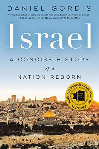 Books about Israel (1) 關於以色列的書 (1)