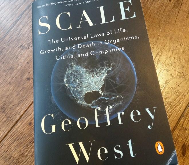 Scale 規模的規律和秘密